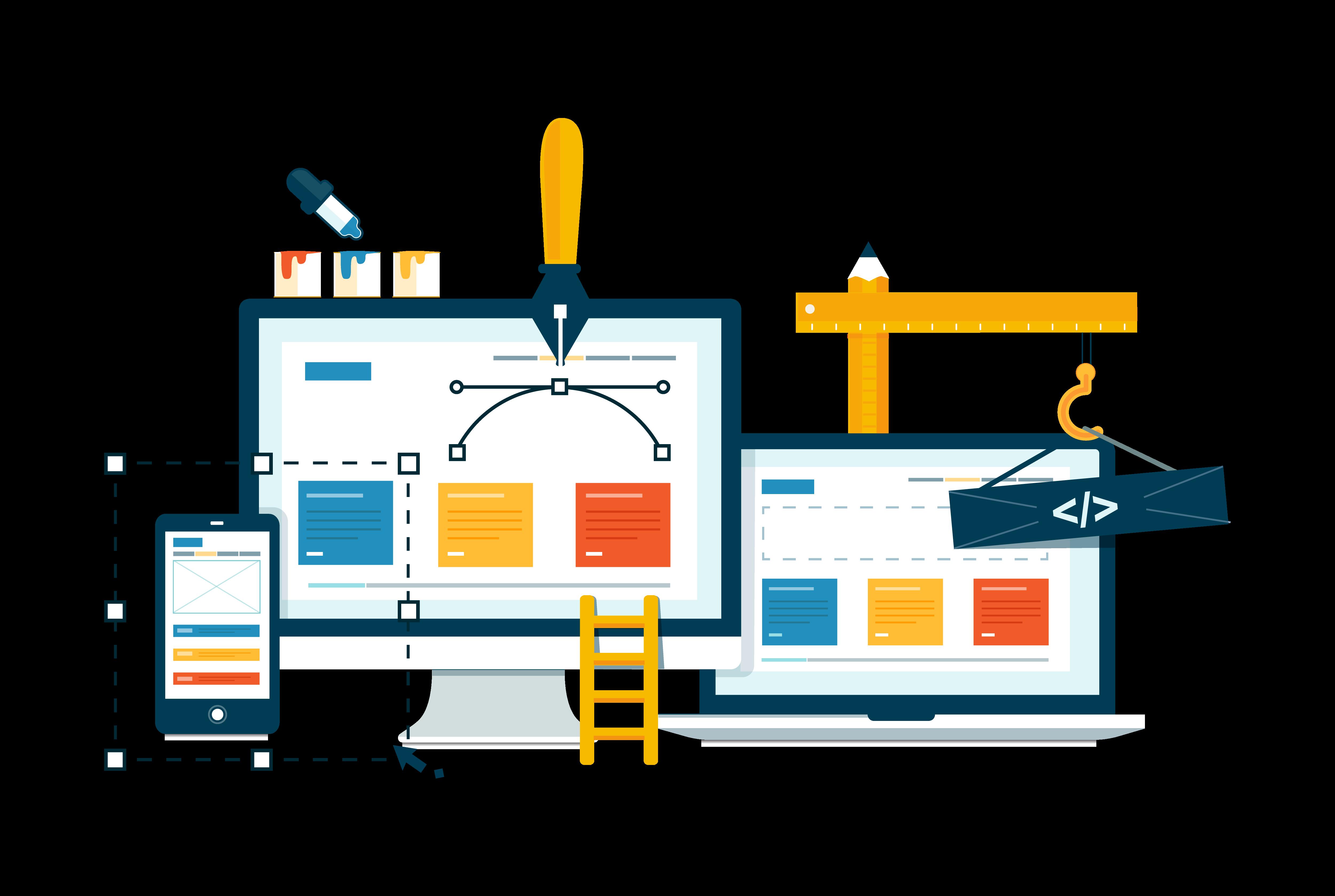CSS Responsive Navbar With HTML & JavaScript | Dropdown Menu
