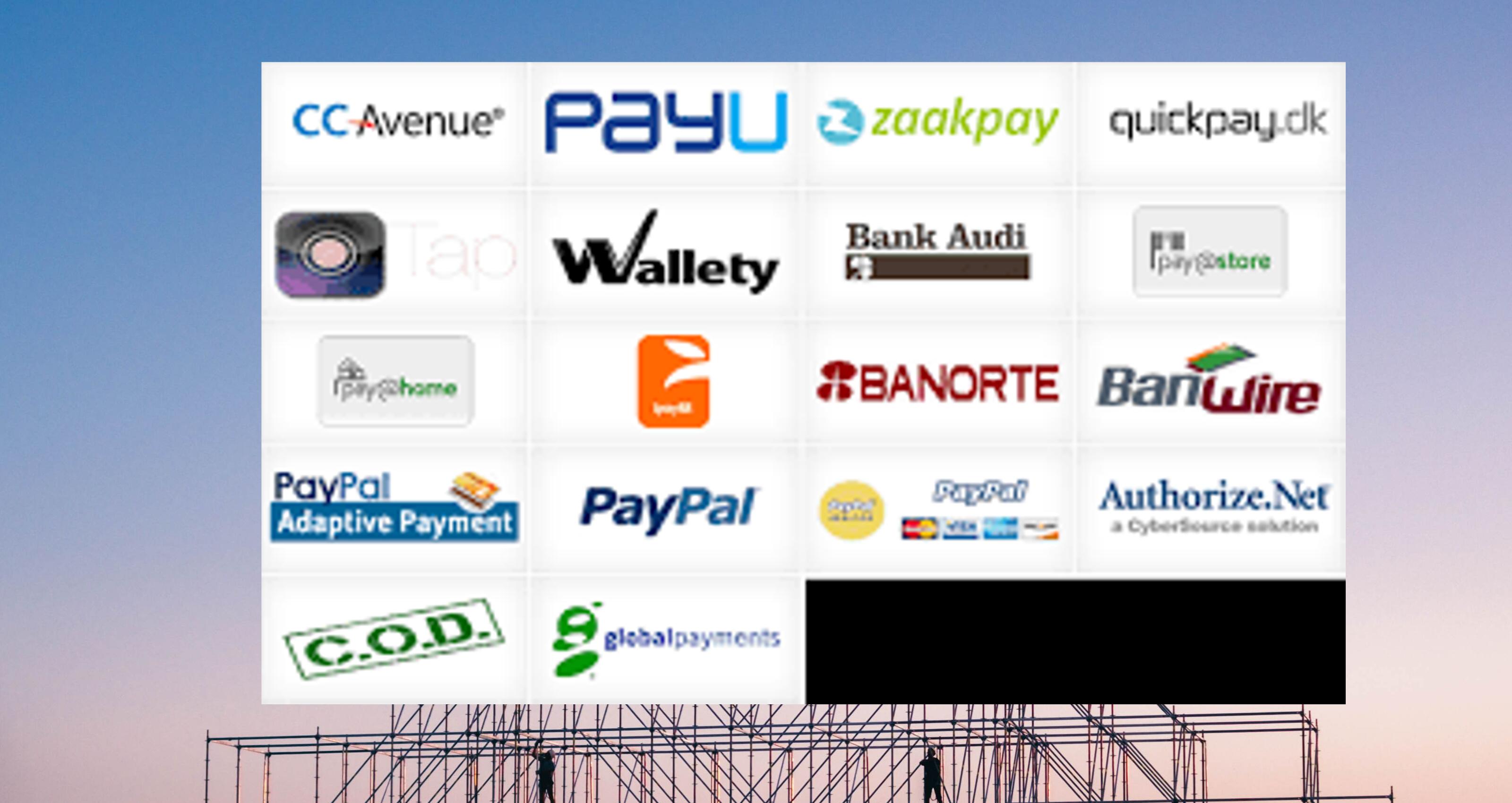 Best Payment Gateways In India&Comparison