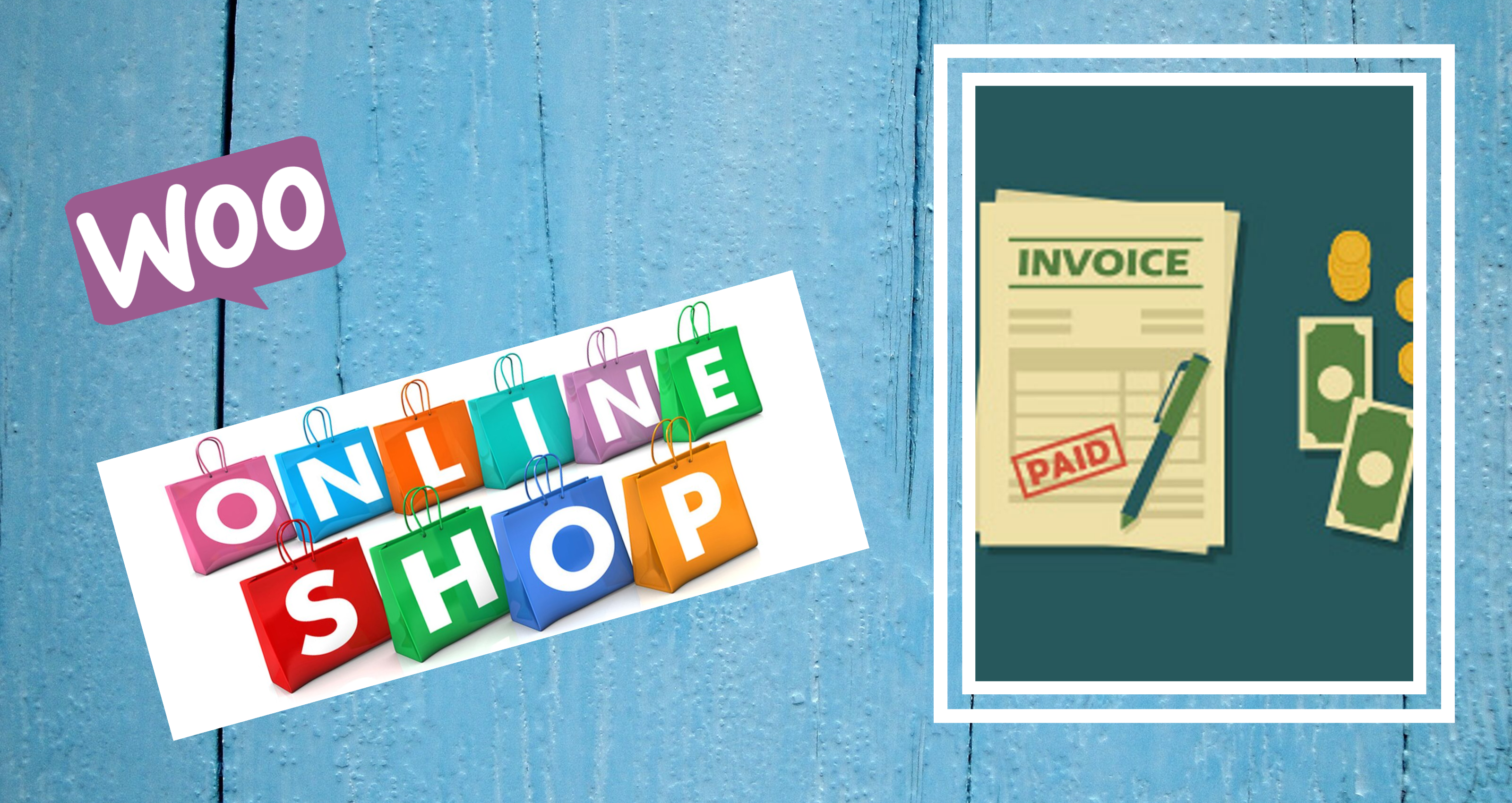How can we customize WooCommerce invoice