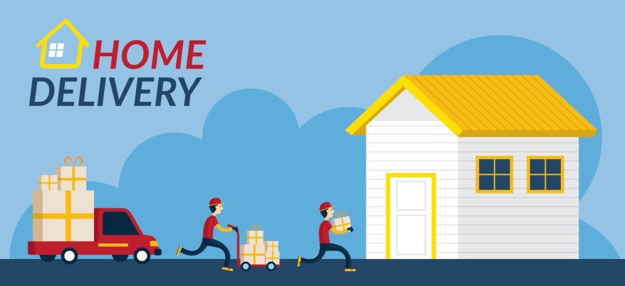 How to Start a Home Delivery Service Website and Apps?